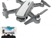 €171 with coupon for JJRC X9P Heron GPS 5G WiFi FPV With 4K HD Camera Optical Flow Positioning RC Drone Quadcopter RTF – White One Battery With Box from BANGGOOD