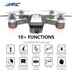 €214 with coupon for JJRC X9PS 4K 5G WIFI FPV Dual GPS RC Drone With 2-Axis Gimbal RTF – White Three Batteries with Bag from GEEKBUYING