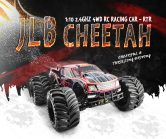 $279 with coupon for JLB Cheetah 1:10 2.4GHz 4WD RC Racing Car – RTR – RED WITH BLACK from GearBest