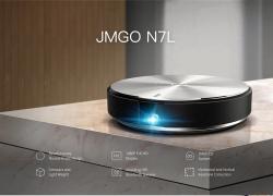 € 481 avec coupon pour projecteur JMGO N7L de BANGGOOD