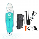 €190 with coupon for JSYACHT Inflating SUP Paddle Board 9.5ft Portable Stand-up Surfboard Long Board With Bag Pump Fin Safty Chain from EU PL warehouse BANGGOOD