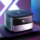 € 959 may kupon para sa JmGO X3 DLP Projector Android 2G + 16G 1500 ANSI Lumens 3840 * 2160 Katutubong Resolusyon 4K LED Suporta 3D Home Theater Projector mula sa BANGGOOD