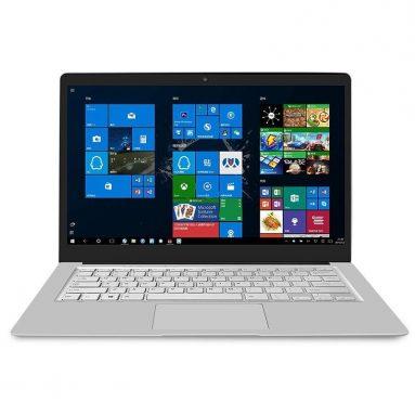 € 225 mit Gutschein für Jumper EZbook S4 Laptop 14.1 Zoll Gemini Lake N4100 8GB RAM DDR4L 128GB ROM EMMC UHD Graphics 600 - Silber von BANGGOOD