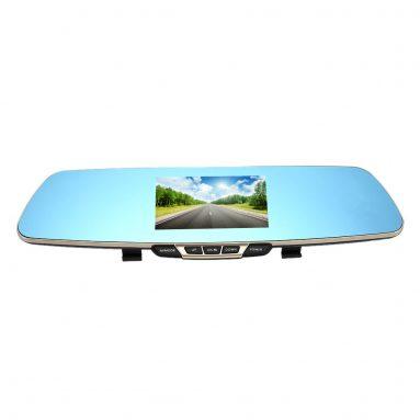 65% OFF Anytek T6 Oglindă retrovizoare mașină de înregistrare video de la TOMTOP Technology Co, Ltd