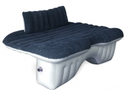 $7 Discount On Car Air Mattress Travel Bed Back Seat Cover Inflatable Cushions! from Tomtop INT