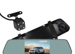38% OFF 5 Inch IPS 1080P Rearview Mirror Car DVR,limited offer $36.99 from TOMTOP Technology Co., Ltd