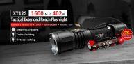 KLARUS XT56S क्री XHP12 HI D35 उच्च चमक फ्लैशलाइट के लिए कूपन के साथ $ 4 - गियरबेस्ट से काला