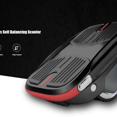 $ 349 s kuponem pro KOOWHEEL X1 Self Balancing Scooter Hover Shoes od společnosti GEARBEST