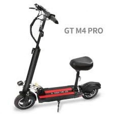 €679 with coupon for KUGOO KIRIN M4 PRO Folding Electric Scooter 10″ Off-road tyre 500W Brushless Motor 48V 18Ah Battery 3 Speed Modes Dual Disc Brake Max Speed 45KM/h LED Display 60KM Long Range from EU warehouse GEEKBUYING