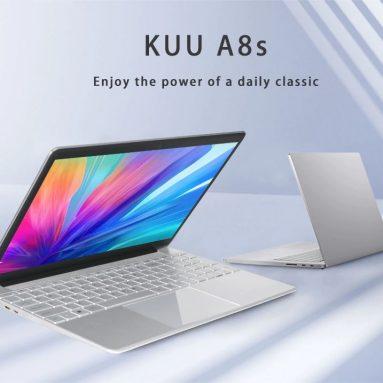 276 eura s kuponom za KUU A8S 15.6-inčni FHD IPS zaslon 6 GB RAM-a Prijenosnik Intel Celeron J3455 CPU 256 GB SSD iz EU ŠPANJOLSKE GER / CN skladišta GAERBEST
