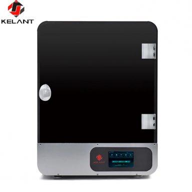 € 662 với phiếu giảm giá dành cho Kelant® S400 LCD-SLA UV Resin 3D Máy in với 192 * 120 * 200mm Khối lượng xây dựng lớn / Trục Z kép / màn hình cảm ứng 3.5inch Hỗ trợ WIFI / U-đĩa In từ BANGGOOD