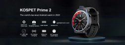 """152 € mit Gutschein für [13MP drehbare Kamera] Kospet Prime 2 2.1 """"480 * 480px Bildschirm 4G + 64G Octa-Core 4G-LTE Uhr Telefon 1600mAh Akku GPS + Beidou Android 10 Smart Watch von BANGGOOD"""
