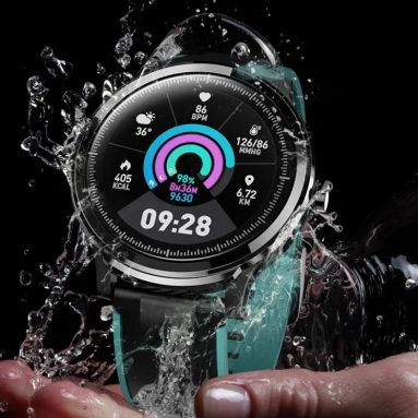 €28 with coupon for Kospet Probe Full Touch Screen Wristband IP68 Waterproof Customized Watch Face Dynamic UI Long Standby Health Monitor Smart Watch from CN ES CZ Warehouses BANGGOOD