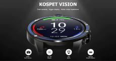 € 126 avec coupon pour Kospet Vision 1.6inch 3G + 32G 8.0MP Face à la double caméra 4G-LTE Appel vidéo 800mAh Google Play Smart Watch Phone de BANGGOOD