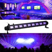 45% OFF Tomshine Dimmable LED UV Bar Black Lamp,limited offer $27.99 from TOMTOP Technology Co., Ltd