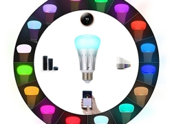 56% OFF Tomshine Smart Intelligent LED Bulb with APP & Voice Control,limited offer $11.99 from TOMTOP Technology Co., Ltd