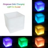 51% OFF 3.5L Double RGB Color Ice Bucket,limited offer $17.99 from TOMTOP Technology Co., Ltd