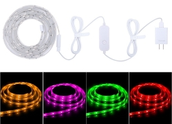 52% OFF DC5V 2 Meters 60 LEDs WIFI RGB Strip Light,limited offer $20.99 from TOMTOP Technology Co., Ltd