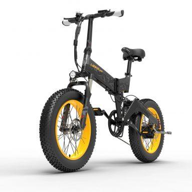 1018 € cu cupon pentru bicicleta electrică LANKELEISI X3000PLUS din depozitul UE TOMTOP