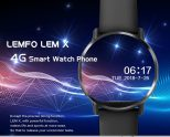 $189 with coupon for LEMFO LEM X 2.03 inch 4G Smartwatch Phone – BLACK
