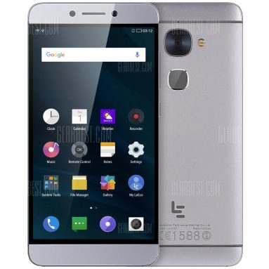 $119 with coupon for Letv LeEco Le 2 X520 4G Smartphone 5.5inch FHD 3GB RAM 32GB ROM from TomTop