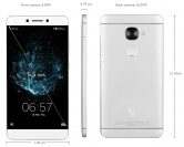 €78 with coupon for LETV X522 4G Phablet Global Version – GRAY from GearBest