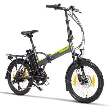 € 1123 med kupong for LIKOO FD20 PLUS 13Ah 48V 250W 20 × 1.95in sammenleggbar moped elektrisk sykkel 25km / t Toppfart 100km kjørelengde City Mountain Electric Bike fra EU CZ lager BANGGOOD
