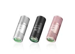 € 13 med kupon til LUMINTOP EDC Pico 130LM USB Genopladeligt Super Mini EDC lommelygte Twristy Mini LED Nøgleringe Lys - Sort fra BANGGOOD