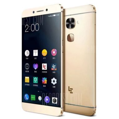 $90 with coupon for LeEco Le S3 X626 4G Phablet Rose Gold from GearBest