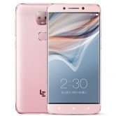 €84 with coupon for LeTV Le Pro 3 X651 5.5 Inch AI Dual Rear Camera 4GB RAM 32GB ROM Helio X23 Deca Core 4G Smartphone – Rose Gold from BANGGOOD