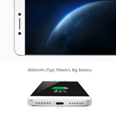 """€87 flashsale for LeTV LeEco Coolpad Cool1 5.5 """" 4G Smartphone (3GB + 32GB 13 MP + 13 MP Octa Core 4060mAh) from Lightinthebox"""