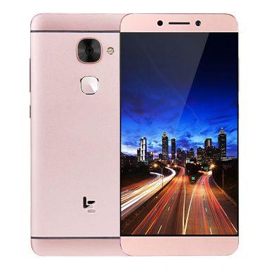 LeTV LeEco Le 2 Pro X625 3 + 32GB सोने पर गुलाब गुलाब! Geekbuying INT से