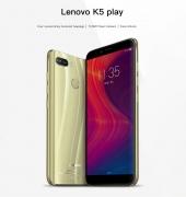 EARLY BIRD $ 89 z kuponem na Lenovo K5 gry 4G Phablet Global Version - BLACK z GearBest
