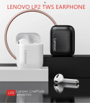 $13 with coupon for Lenovo LP2 True Wireless Bluetooth Earbuds Headphone from GEARBEST