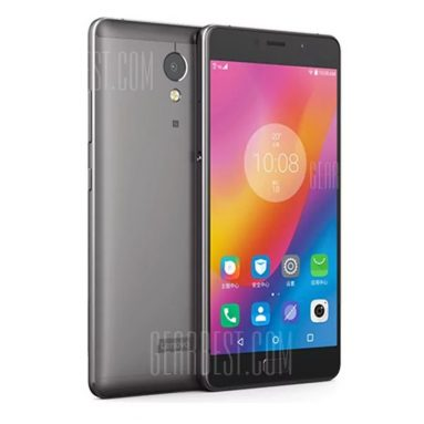 $179 with coupon for Lenovo P2 ( P2C72 ) 4G Phablet Gray from Gearbest