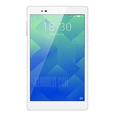 $123 with coupon for Lenovo P8 Tablet PC  –  WHITE from Gearbest