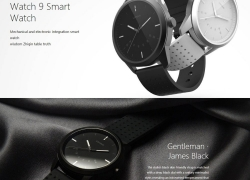 $15 with coupon for Lenovo Watch 9 Bluetooth 5.0 Smartwatch from GEARVITA