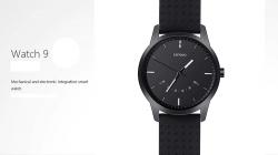 $ 22 z kuponem na zegarek Lenovo Watch 9 z kolekcji Gearbest