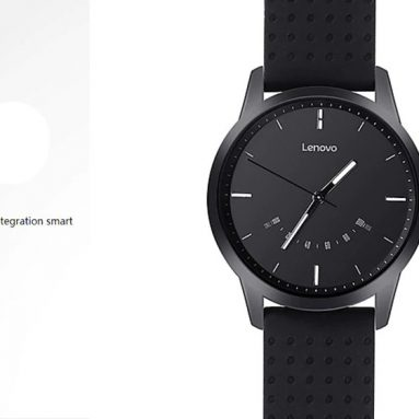 $22 with coupon for Lenovo Watch 9 Wristband from Gearbest