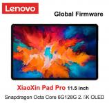 €328 dengan kupon untuk Lenovo XiaoXin Pad Pro Snapdragon 730G Octa Core 6GB RAM 128GB ROM 11.5 Inch OLED 2560*1600 Tablet Android 10 dari gudang EU ES BANGGOOD