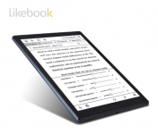 €242 with coupon for Likebook P10 eReader 10 inch Boyue eReader with 2GB RAM+64GB Memory Andorid 8.1 OS Support to Write by Capactive Pen from BANGGOOD