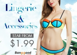Start from $1.99. Lingerie & Accessories. US Direct. from BANGGOOD TECHNOLOGY CO., LIMITED