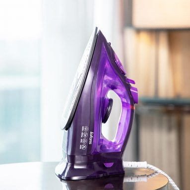 €32 with coupon for Lofans YD-012V Cordless Steam Iron with 2000W Power 280ml Water Tank Big Steam from Xiaomi Youpin from BANGGOOD