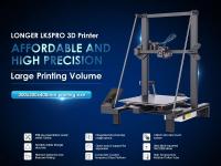 272 € med kupong för LONGER LK5 Pro 90% förmonterad 3D-skrivare från EU DE-lager GEARBEST