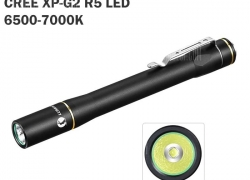 $11 flashsale for Lumintop IYP365 LED Pen Light  –  CREE XP-G2 R5  BLACK from GearBest