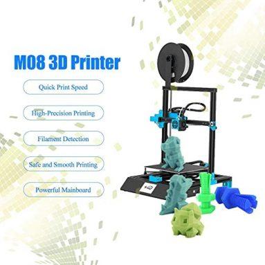 € 175 s kuponom za M08 visoko precizni 3D pisač EU GERMANY WAREHOUSE od TOMTOP