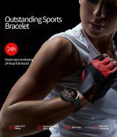 $ 25 na may kupon para sa M29 Sports Smartwatch Presyon ng Dugo na Presyon ng Puso ang IP67 hindi tinatagusan ng tubig mula sa GEARVITA