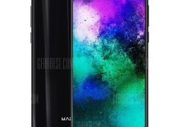 $209 flashsale for MAZE Alpha X 4G Phablet 128GB ROM  –  BLACK EU warehouse from GearBest