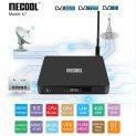 € 118 कूपन के साथ MECOOL K7 DVB - S2 - T2 / TC 4GB LPDDR4 64GB EMMC 4K बॉक्स के साथ दोहरी WiFi Amlogic S905X2 HDR10 H.265 - ब्लैक ब्लैक