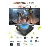 € 47 με κουπόνι για το MECOOL M8S Max TV Box - Μαύρο EU Plug από το GEARBEST